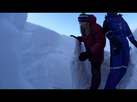 Studying in Svalbard: Snow and Avalanche Dynamics 2015