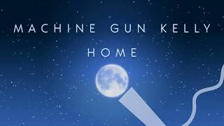 "Machine Gun Kelly - Home (Karaoke Version) feat. X Ambassadors & Bebe Rexha (from ""Bright"")"