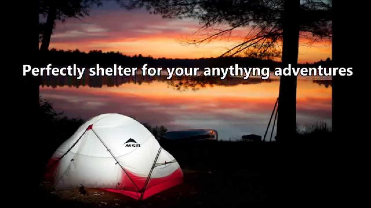 MSR Hubba Hubba NX 2 Persons  One of the best backpacking tent - YouTube  sc 1 st  YouTube & MSR Hubba Hubba NX 2 Persons : One of the best backpacking tent ...