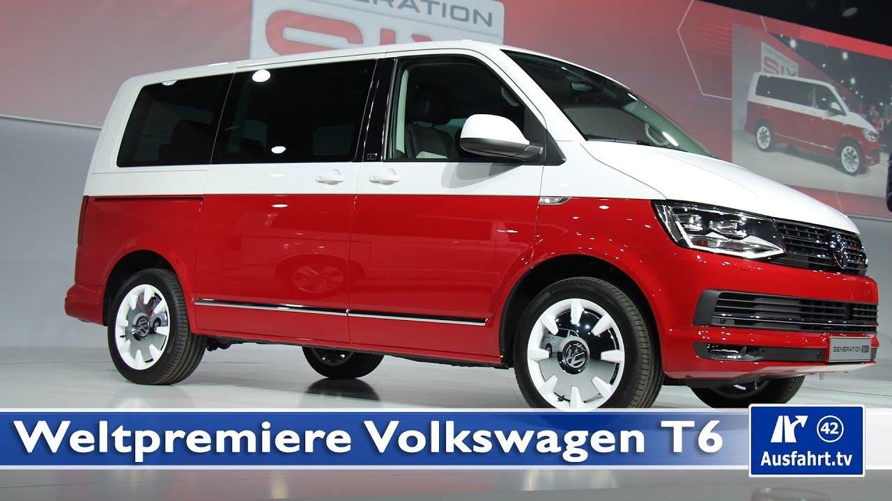 2015 vw t6 weltpremiere volkswagen amsterdam generation. Black Bedroom Furniture Sets. Home Design Ideas