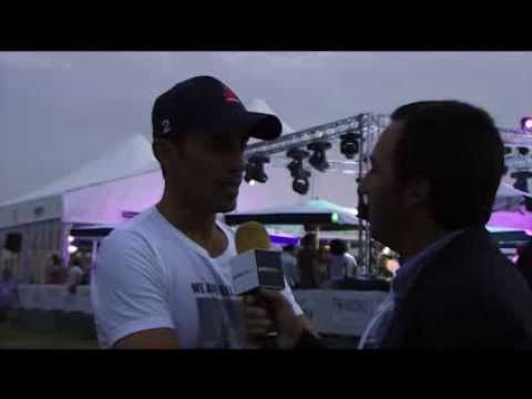 Mohammed Al Habtoor Interview at the Gold Cup, Dubai 2014