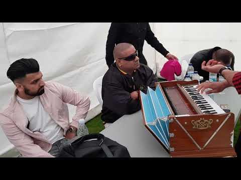 Copenhagen Mela 2017 Umair Hussain Hunterz and Sama Blake