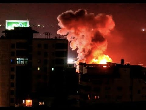 """Breaking: """"Gaza Escalation In Holy Land Attack"""""""