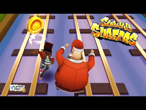Subway Surfers | WORDY WEEKEND w/ TAGBOT, WINTER HOLIDAY Wonderland 2019 #14! By Kiloo