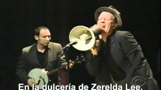 Tom Waits - Chocolate Jesus subtitulada