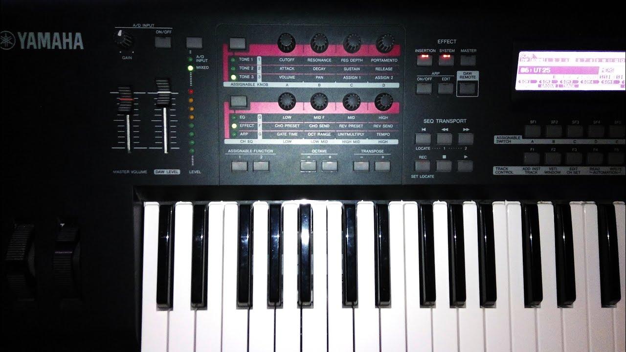 Yamaha Mox