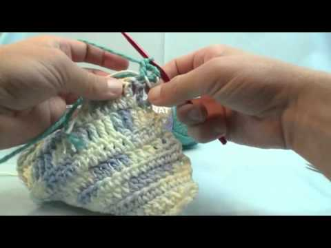 Crocheting How To Change Colors : How To Change Colors in Crochet - YouTube