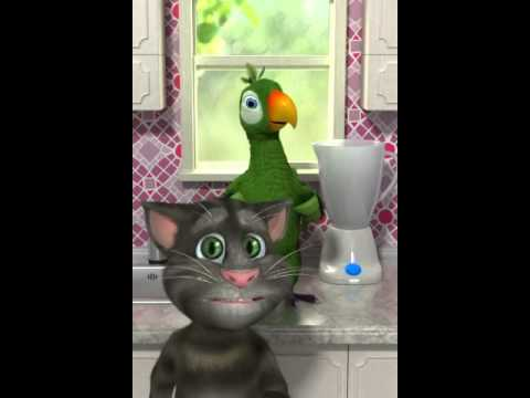Talking Pierre the Parrot O-lym-pic !!!!