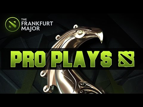 Dota 2 Top Pro Plays - Frankfurt Major Qualifiers - Ep. 17