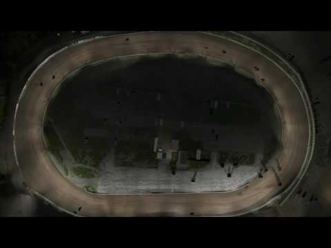 iRacing Dirt Time Lapse @ Volusia Speedway Park V2