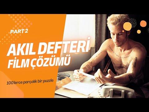 MEMENTO (2000) - Akıl Defteri / Detaylı Film Analiz - Part 2
