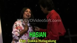 Martha Hutagaol Ft. Charles simbolon - Hasian ( Official Music Video )