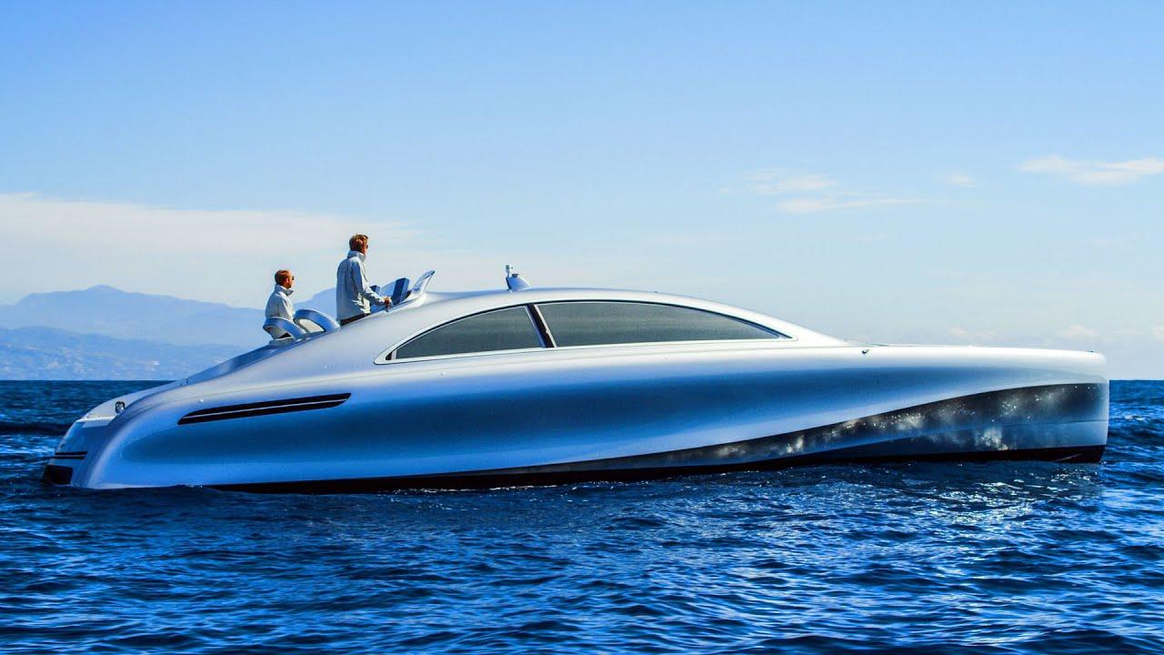 Mercedes-Benz Style luxury yacht Arrow460 Granturismo ...