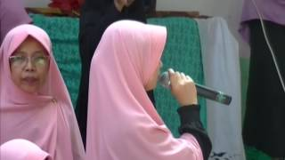 Uji Publik oleh ustz. Uun Al Hafidzoh . Bait Qur'any