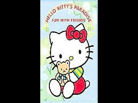 af02f6e43 Hello Kitty's Paradise:Fun With Friends - YouTube