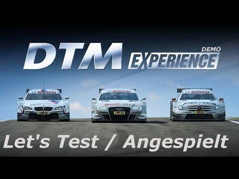Let´s Test / Angespielt I RaceRoom - DTM Experience 2013 [PC] [G27] [FullHD] [Deutsch]