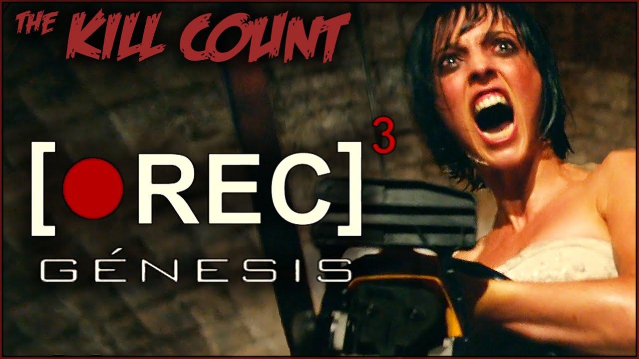 [•REC]³: Génesis (2012) KILL COUNT