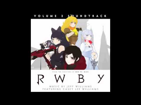 03: Shine - RWBY Vol.2 Soundtrack - Featuring Jeff Williams & Casey Lee Williams