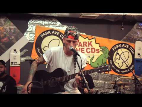 """Machine Gun Kelly- """"Mind Of A Stoner"""" Live At Park Ave Cd's"""