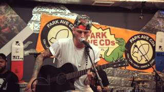 "Machine Gun Kelly- ""Mind Of A Stoner"" Live At Park Ave Cd"