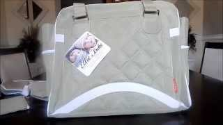 Soho New Yorker Pack and Go 6 in 1 Deluxe Tote Diaper bag Overview and Review!
