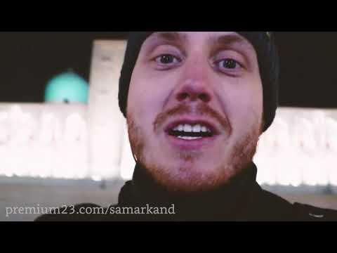 Samarkand, Uzbekistan - Jewel of Central Asia