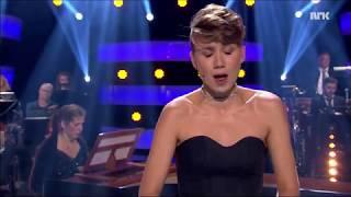 STJERNEKAMP 2018   OPERA  Ella Marie Hætta Isaksen  «Lascia ch'io pianga» fra Rinaldo Georg Friedric