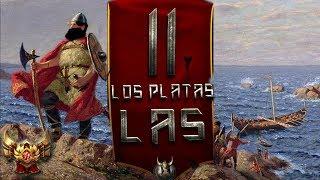 BARBAKAHN LLEGA A LAS TIERRAS DE ORO LOS PLATAS EN LAS 11