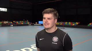 Treneru pēcspēles komentāri, FK Kurši - Ķekava