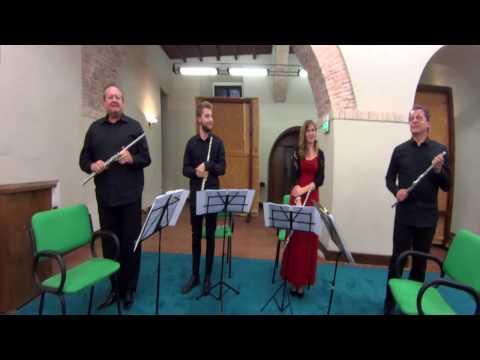 Flute quartet - Conservatorio L. Perosi Campobasso