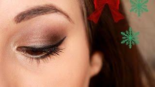 Idée de maquillage pour les fêtes - Horia