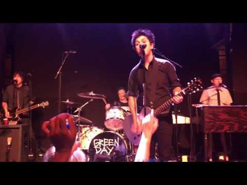 Green Day - Somewhere Now (Live @ Rough Trade NYC)