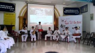 Hòa tấu nhạc lễ Cao Đài