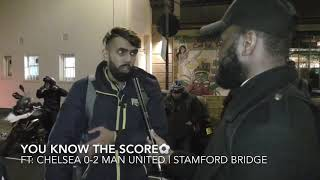 Alonso Must Have Sarris NUDES!!! (Chelsea Fan) | Chelsea 0-2 Man United | FA Cup