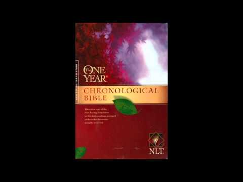 January 1st Chronological Bible in a Year (New Living Translation) Mp3