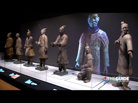 Get a first look inside the Terracotta Warriors Exhibition at World Museum   The Guide Liverpool