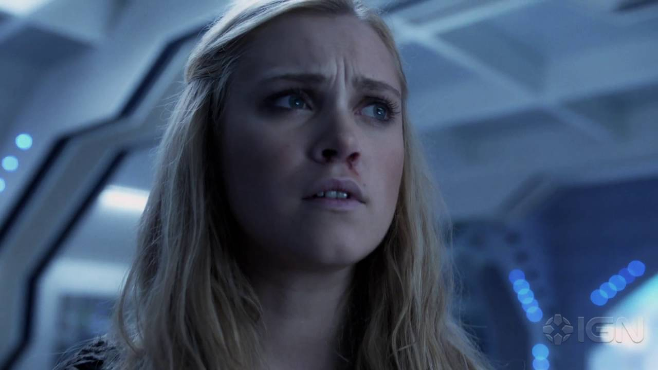 The 100: Sizzle Reel and Season 4 Teaser - Comic Con 2016