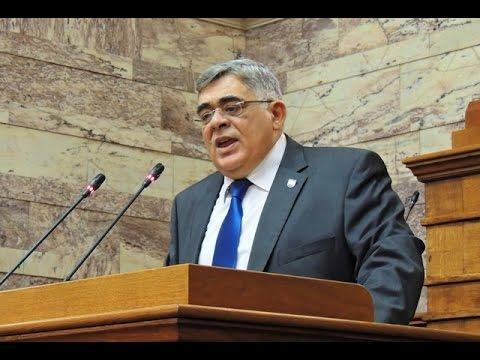 """Η """"απαγορευμένη"""" ομιλία του Ν. Γ. Μιχαλολιάκου που έκοψε η ΕΡΤ του Τσίπρα"""