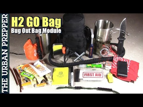 H2 GO Bag by TheUrbanPrepper