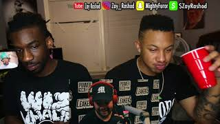 YBN Cordae Freestyle w/ The L.A. Leakers - Freestyle #045 Reaction Video