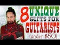Unique Guitar Gift Ideas