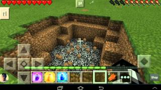 Clash of clans en minecraft-clash of clans mod minecraft pe 0.12.1