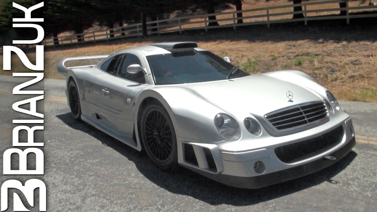 mercedes clk gtr amg ss start ups revs accelerations. Black Bedroom Furniture Sets. Home Design Ideas