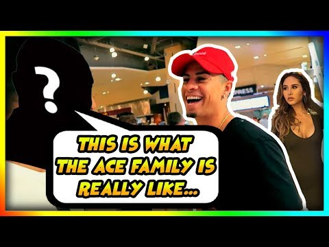 What The ACE Family Is Like In REAL LIFE *Outside Of The Vlogs*