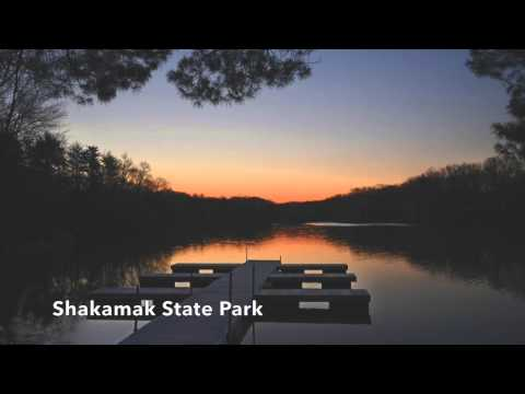 Indiana State Parks book trailer