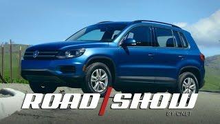 Is the 2017 Volkswagen Tiguan old-school or just plain old?