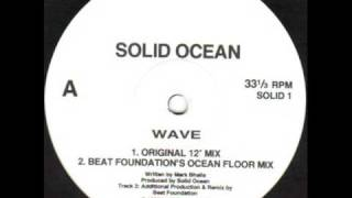 Solid Ocean - Wave (Beat Foundation