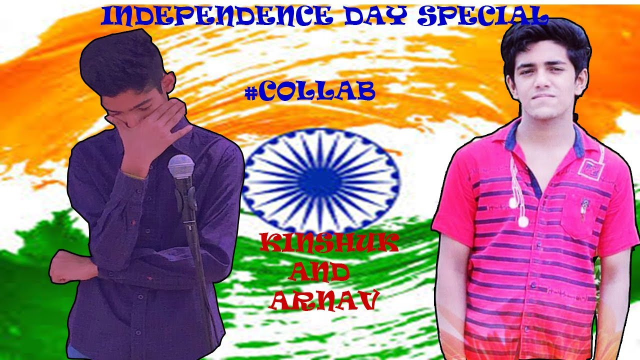 COLLAB with SINGING JUNCTION (INDEPENDENCE DAY SPECIAL ...