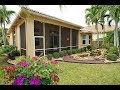 Mizner Falls video of home for sale with house generator
