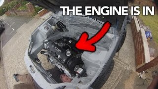 THE ENGINE IS IN // #014